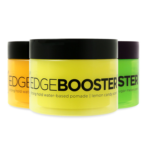 EDGE BOOSTER Water-based Strong Hold Pomade